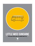 Miss Sunshine Poster von David Brodsky