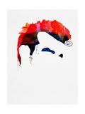 Lora Feldman - Steven Patrick Watercolor Plakát