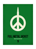 Full Metal Jacket Poster van David Brodsky