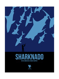 Sharknado Posters by David Brodsky