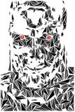 Terminator Robot Plakater af Cristian Mielu