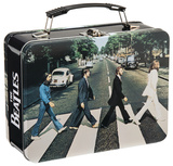 The Beatles Abbey Road Tin Lunchbox Lunch Box