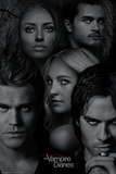 Vampire Diaries- Dangerous Eyes Plakaty