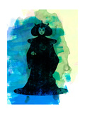 Padmé Amidala Watercolor 2 Kunstdrucke von Lora Feldman