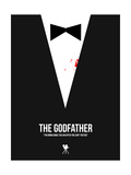 The Godfather Print by David Brodsky