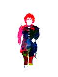 Tyrion Watercolor Poster von Lora Feldman