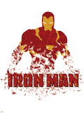 Captain America: Civil War - Iron Man Prints