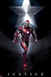 Captain America: Civil War - Captain America Vs Iron Man. Choose a Side Photo