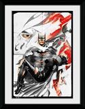 Batman- Heart Of Hush Sběratelská reprodukce