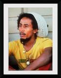 Bob Marley- Yellow Tee Samletrykk