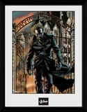 Batman- Joker Ouf Of Arkham Sběratelská reprodukce