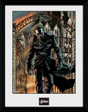 Batman- Joker Ouf Of Arkham Lámina de coleccionista