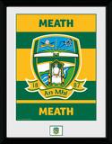 Gaa County- Meath Lámina de coleccionista