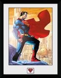 Superman- Metropolis Protector Collector-tryk