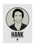 Hank Posters by David Brodsky