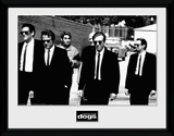 Reservoir Dogs- Let's Go Collector-tryk