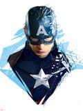 Captain America: Civil War Print