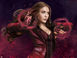 Captain America: Civil War - Scarlet Witch Prints