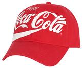 Coco-Cola- Twill Snapback Hat