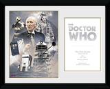 Doctor Who- 1st Doctor William Hartnell Samletrykk
