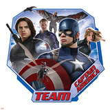 Captain America: Civil War - Team Captain America Photo