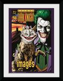 Batman- Dark Knight 50 Lámina de coleccionista