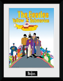 The Beatles- Yellow Submarine Movie Cast Sběratelská reprodukce
