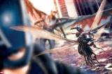 Captain America: Civil War - Close-Up of Ant-Man Kunstdrucke