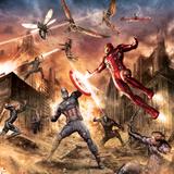 Captain America: Civil War - Captain America Vs Iron Man. Choose a Side Affiches