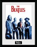 The Beatles- Outside Tittenhurst Park Wydruk kolekcjonerski