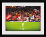 Liverpool- The Kop Collector Print