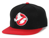 Ghostbusters- Logo Snapback キャップ