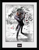 Batman- Joker Not Enough Adjectives Sammlerdruck