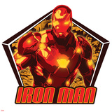 Captain America: Civil War - Iron Man Print