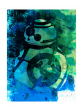 BB8 Watercolor 2 Posters by Lora Feldman