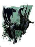 Captain America: Civil War - Black Panther Prints