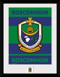 Gaa County- Roscommon Lámina de coleccionista