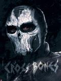 Captain America: Civil War - Cross Bones Prints