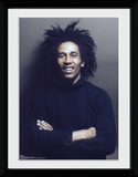 Bob Marley- Chillin Wydruk kolekcjonerski