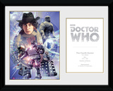 Doctor Who- 4th Doctor Tom Baker Collector-tryk