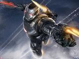 Captain America: Civil War - War machine Posters