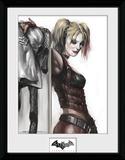 Batman Arkham City- Harley Quinn Stampa del collezionista