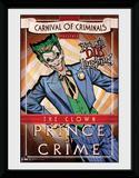 Batman- The Clown Sběratelská reprodukce