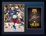 Barcelona- Messi 15/16 Wydruk kolekcjonerski