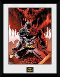 Batman- Detective Comics 10 Lámina de coleccionista