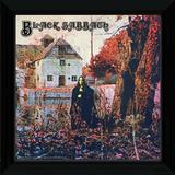 Black Sabbath Framed Album Art Sběratelská reprodukce
