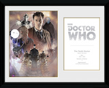 Doctor Who- 10Th Doctor David Tennant Collector Print