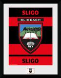 Gaa County- Sligo Collector Print
