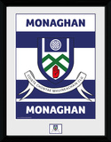 Gaa County- Monaghan Lámina de coleccionista