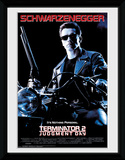 Terminator 2- One Sheet Collector-tryk